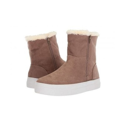 MIA エムアイエー レディース 女性用 シューズ 靴 ブーツ スタイルブーツ アンクル ショートブーツ Merion - Taupe
