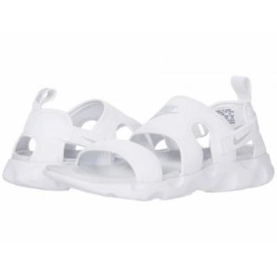 Nike ナイキ レディース 女性用 シューズ 靴 サンダル Owaysis White/Pure Platinum【送料無料】