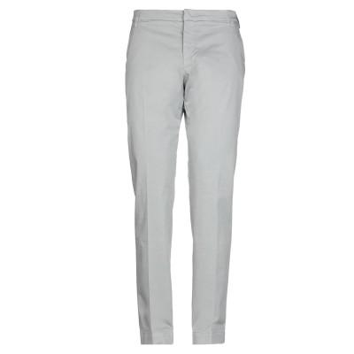 アントレ アミ ENTRE AMIS パンツ ライトグレー 38 コットン 97% / ポリウレタン 3% パンツ