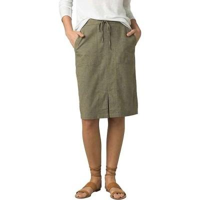プラーナ レディース スカート ボトムス Prana Women's Bristol Skirt