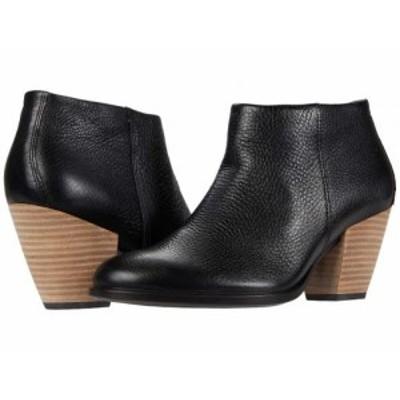ECCO エコー レディース 女性用 シューズ 靴 ブーツ アンクル ショートブーツ Shape 55 Western Ankle Boot Black【送料無料】