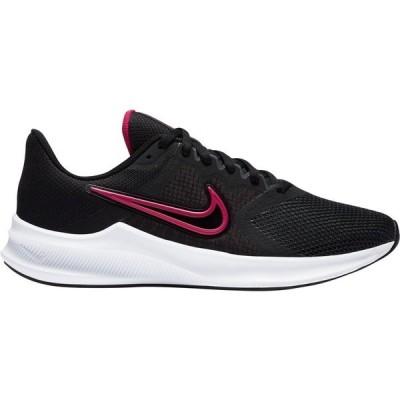 ナイキ シューズ レディース ランニング Nike Women's Downshifter 11 Running Shoes Black/Dark Pink