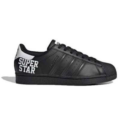 [アディダス] スーパースター [SUPERSTAR] コアブラック/コアブラック/フットウェアホワイト FV2814 日本国内正規品