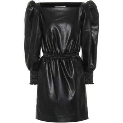 フィロソフィ ディ ロレンツォ セラフィニ Philosophy Di Lorenzo Serafini レディース ワンピース ワンピース・ドレス faux leather min