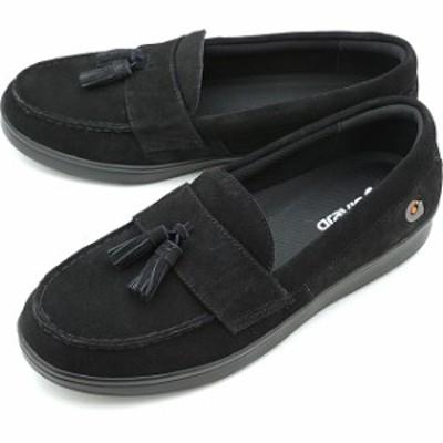グラビス gravis スニーカー オジェック タッセルローファー ODJICK TASSEL [25222 FW20] メンズ ローカットシューズ 靴 BLACK ブラック