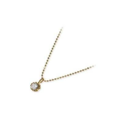 ゴールド ネックレス 彼女 プレゼント マジェスフィッセン 誕生日 送料無料 レディース