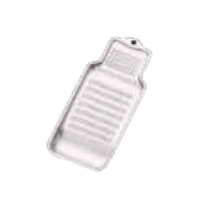 理想卸し器 大 アルミ おろし器 おろし金 日本製 06007 小柳産業 H