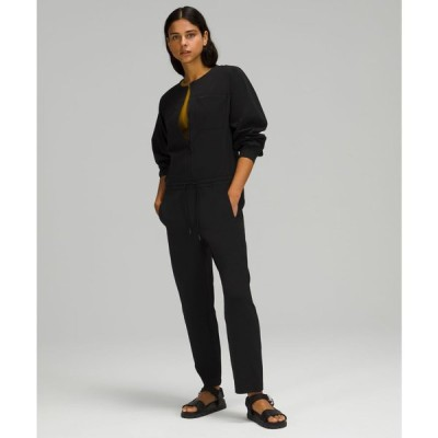 ルルレモン lululemon レディース オールインワン ジャンプスーツ ワンピース・ドレス Ventlight Zippered Jumpsuit Black