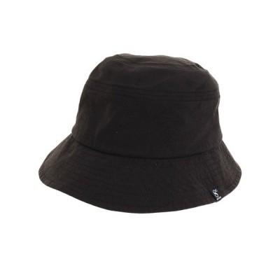 ウィッテム(HUITIEME) 帽子 レディース UV ハット ROUND HAT HU18S898SST021 BLK 日よけ (レディース)