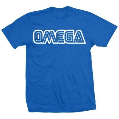ケニー・オメガ Tシャツ「Kenny Omega 0MEGA Tシャツ」【アメリカ直輸入プロレスTシャツ 大きいサイズ(XXL 3XL 4XL)もあり】