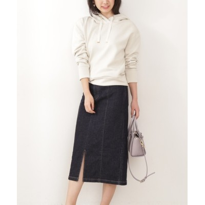PROPORTION BODY DRESSING / デニムタイトスカート / 1211120200 WOMEN スカート > デニムスカート