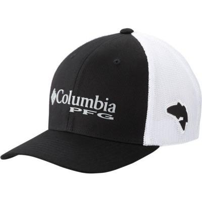 コロンビア 帽子 アクセサリー メンズ Columbia Men's PFG Mesh Ball Cap Black