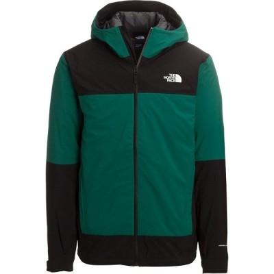 ノースフェイス ジャケット&ブルゾン メンズ アウター Mountain Light FUTURELIGHT Triclimate Jacket - Men's Evergreen/TNF Black/TNF Dark Grey Heather