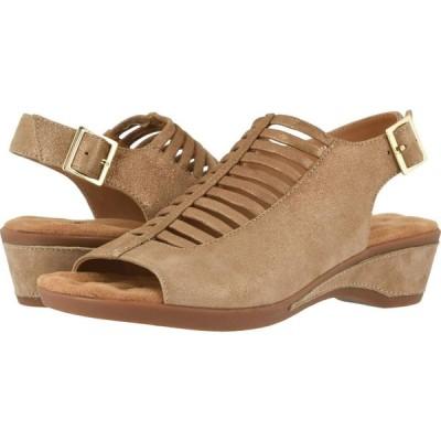 ウォーキング クレードル Walking Cradles レディース サンダル・ミュール シューズ・靴 Karina Cipria Metallic Suede