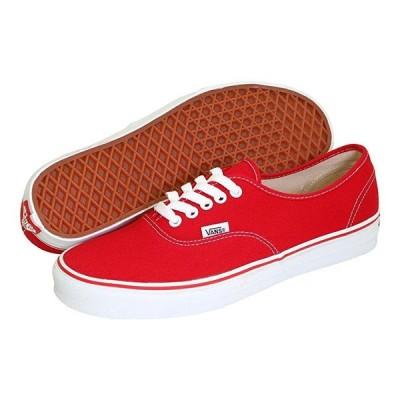 バンズ Authentic Core Classics メンズ スニーカー 靴 シューズ Red
