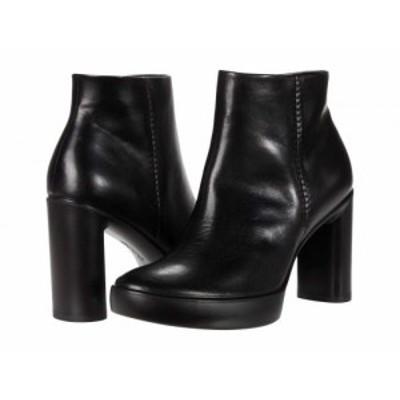 ECCO エコー レディース 女性用 シューズ 靴 ブーツ アンクル ショートブーツ Shape Sculpted Motion 75 Ankle Boot Black【送料無料】