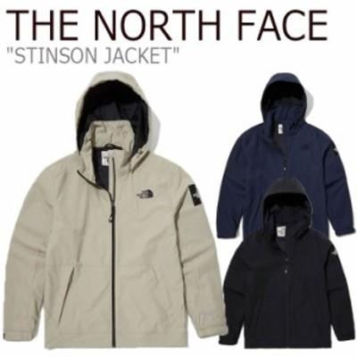 ノースフェイス ジャケット THE NORTH FACE STINSON JACKET スティンソンジャケット ブラック ネイビー ベージュ NJ4HL01J/K/L ウェア