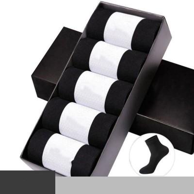2021秋冬 靴下 ソックス メンズ ビジネス 紳士 紳士靴下 消臭 防臭 抗菌 綿 ストレッチ 黒 クルー カジュアル  フットウェア ブラック グ