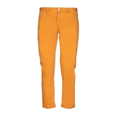 PT Torino パンツ オレンジ 34 98% コットン 2% ポリウレタン パンツ
