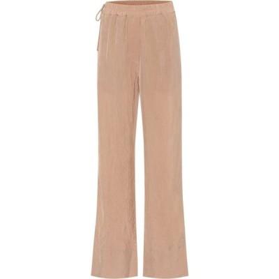 アクネ ストゥディオズ Acne Studios レディース ボトムス・パンツ High-rise wide-leg pants Old Pink