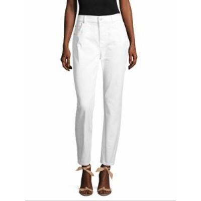 バレンシアガ レディース パンツ Solid Straight Trousers