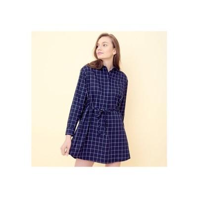 AIGLE / マニー シャツドレス