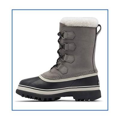【新品】(5 UK, Grey (Shale/Stone)) - Sorel Caribou, Women Snow Boots【並行輸入品】