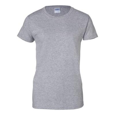 レディース 衣類 トップス Ultra Cotton(R) Women's T-Shirt Gildan Tシャツ