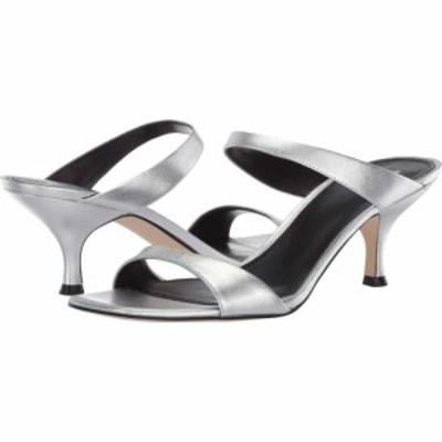 マーク フィッシャー Marc Fisher LTD レディース サンダル・ミュール シューズ・靴 Genia Silver Leather