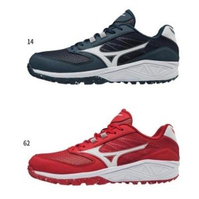 【送料無料】 野球/ソフトボール 2E幅 ミズノ Mizuno メンズ ミズノドミナントAS トレーニングシューズ 靴 11GT1851