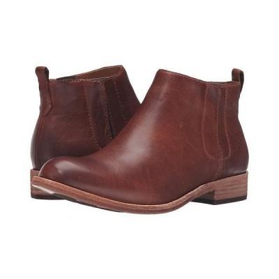 Kork-Ease コークイーズ レディース 女性用 シューズ 靴 ブーツ チェルシーブーツ アンクル Velma - Rum/Cognac Full Grain
