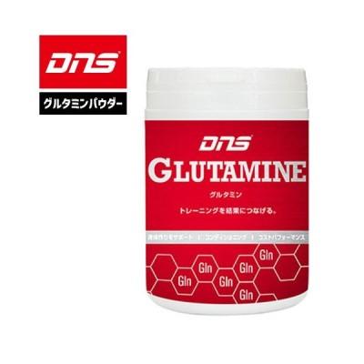 DNS グルタミンパウダー サプリメント アミノ酸 グルタミン 300g 約60回分