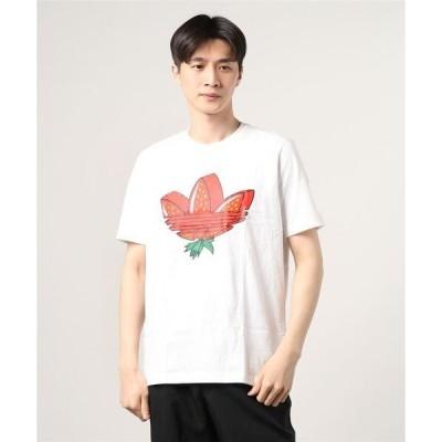 tシャツ Tシャツ ストロベリー トレフォイル Tシャツ / アディダスオリジナルス