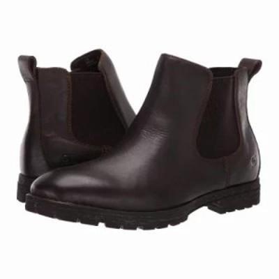 ボーン ブーツ Luc Dark Brown (Sea Lion) Full Grain Leather