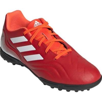 adidas アディダス サッカー コパ センス.3 TF J 21Q3 RED/フットウェアWH スパイク(fy6164)