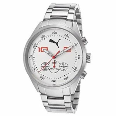 Puma Chrono Quartz Stainless Steel Watch PU102451004