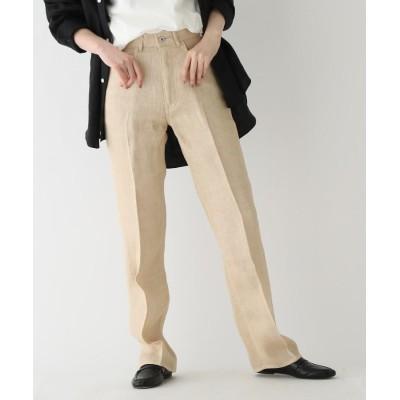 DRESSTERIOR(Ladies)(ドレステリア(レディース)) ◆AURALEE リネン5ポケットパンツ