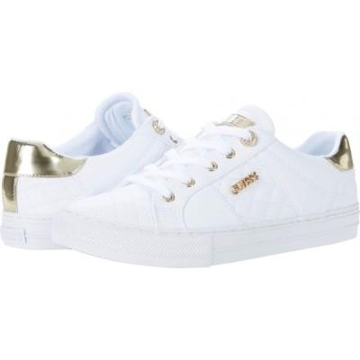 ゲス GUESS レディース シューズ・靴 Loven White