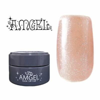 ジェルネイル セルフ カラージェル アンジェル AMGEL カラージェル AG4013 モヤイベージュ 3g
