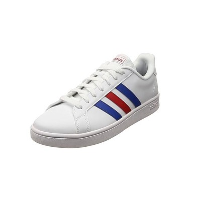 adidas 93_GRANDCOURTBASE (EE7901) [色 : RUNWHT/BLU/ア] [サイズ : 280]