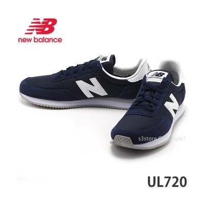 ニューバランス NEWBALANCE UL720 スニーカー 靴 シューズ ライフスタイル タウンユース カジュアル メンズ MENS カラー:Navy