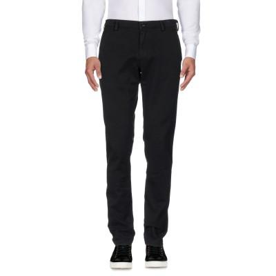 メイソンズ MASON'S パンツ ブラック 46 コットン 97% / ポリウレタン 3% パンツ