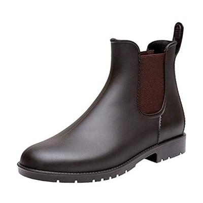 [Czeni] レインシューズ メンズ レディース レインブーツ ショート 日常着 快適 滑り止め 晴雨兼用 履きやすい ?