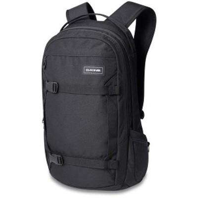 ダカイン メンズ バックパック・リュックサック バッグ Dakine Mission 25L Backpack Black