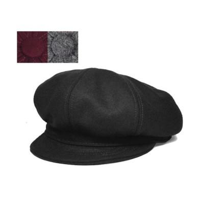 ニューヨークハット New York Hat キャスケット 9055 WOOL SPITFIRE Black Gray Wine メンズ レディース