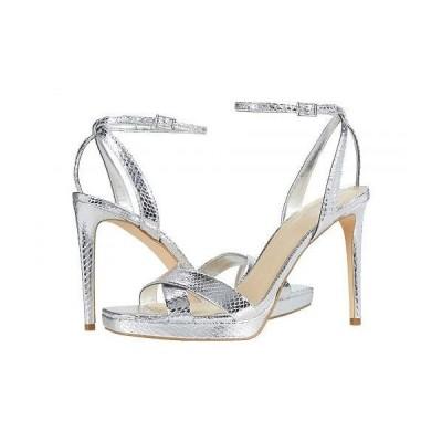 GUESS ゲス レディース 女性用 シューズ 靴 ヒール Karesa - Silver