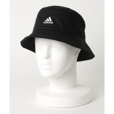帽子 ハット adidas/アディダス 3ストライプスバケットハット