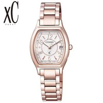 CITIZEN 腕時計 シチズン 時計 クロスシー xC レディース ホワイト ES9354-69A