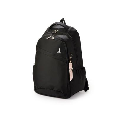 【カバンのセレクション】 イーストボーイ リュック レディース 大容量 通学 女子 28L EAST BOY eba28 レディース ブラック フリー Bag&Luggage SELECTION