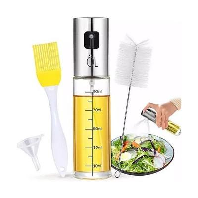 100ミリリットル バーベキュー キッチン プレス型 調理ツールで卒業式での クリーニング ツール 調理オリーブ ガラス